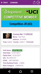 Cycling Ireland - náhled