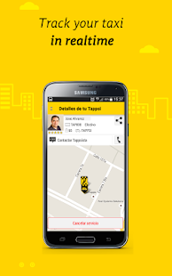 Tappsi- Colombia's Safest Taxi- screenshot thumbnail