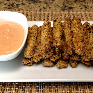 Baked Zucchini Fries Keto and Low Carb Recipe