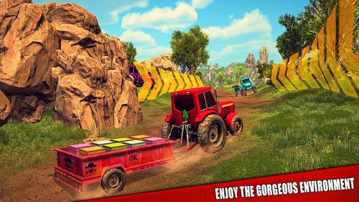 Heavy Tractor Drive Simulator 3D 1.0 screenshots 8