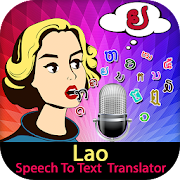 Lao Speech To Text Translator