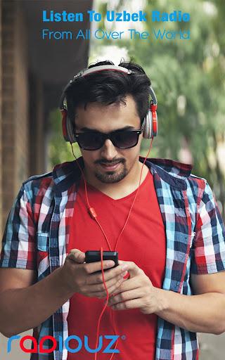 RadioUZ - Uzbek Radio Music