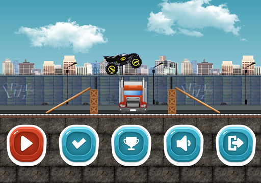Monster Truck unleashed challenge racing  screenshots 6