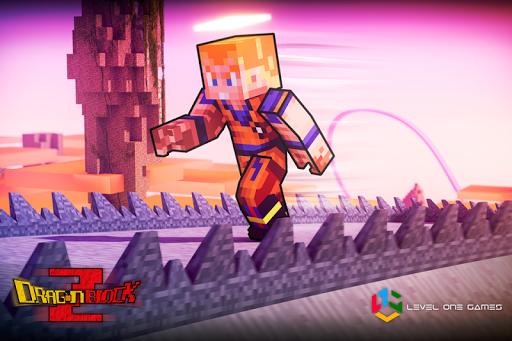 Dragon Block Z Minecraft Style
