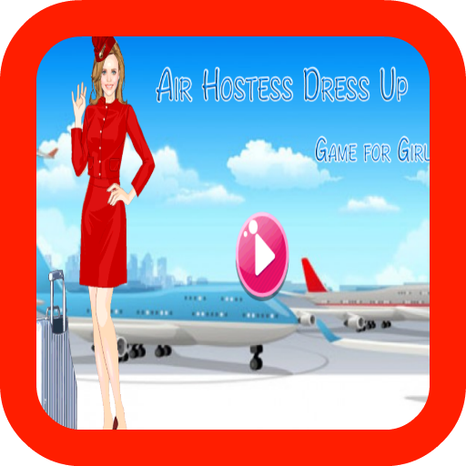 Air Hostess Dress Up