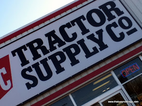Photo: I headed out to Tractor Supply Company to get my 10 yr. old his FIRST Daisy BB Gun!