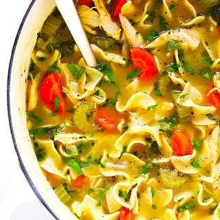Chicken Noodle Soup Herbs And Spices Recipes.