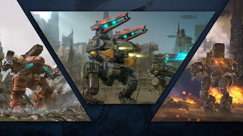 War Robots мод