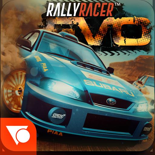 Rally Racer EVO®  – APK MOD HACK – Dinheiro Infinito