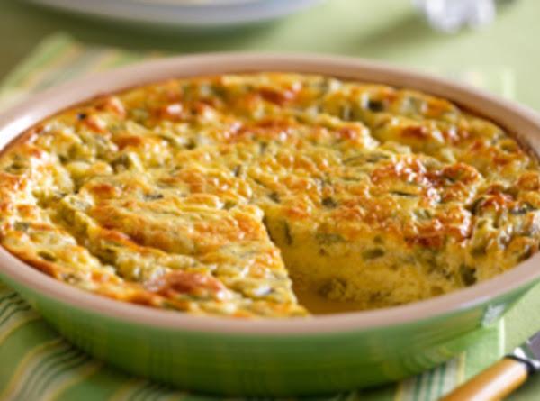 Crust-less Quiche Recipe