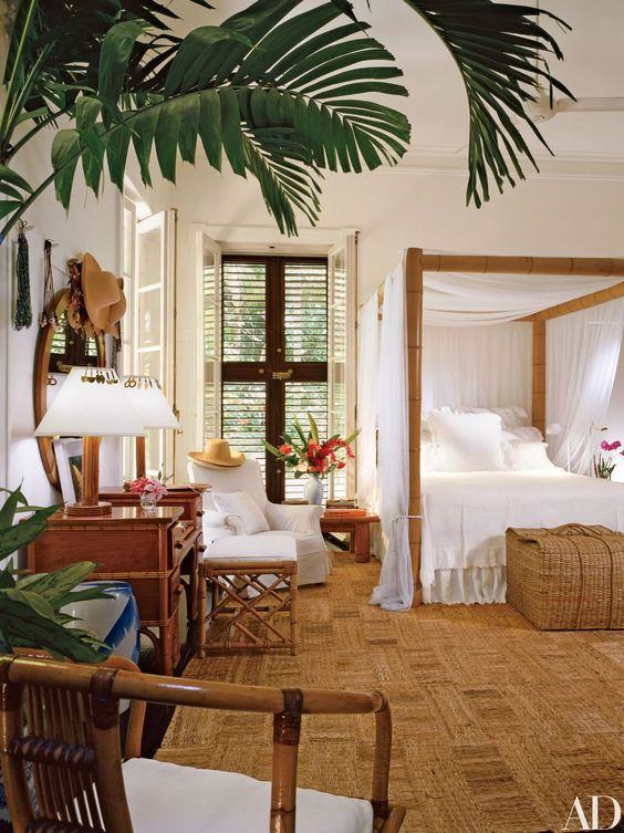 Bamboo Furniture for Bedroom