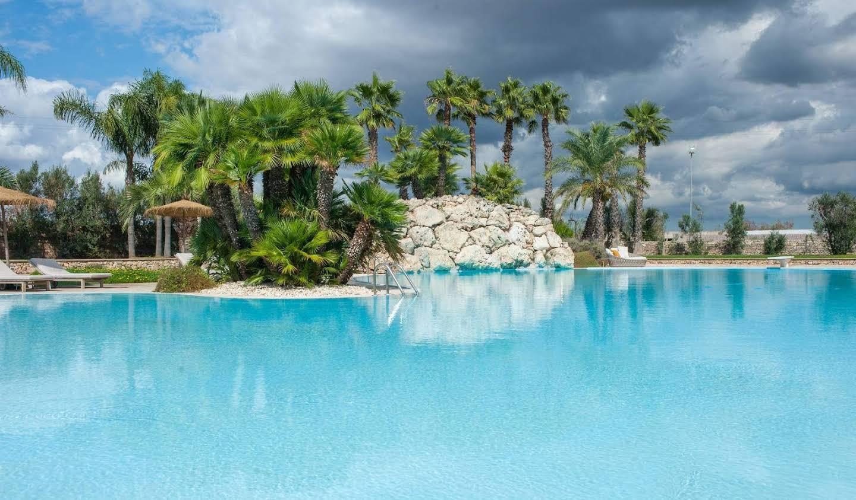 Villa avec jardin et terrasse Lecce