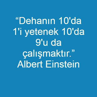 Albert Einstein Sözleri for PC-Windows 7,8,10 and Mac apk screenshot 5