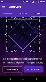 App AstroGuru: Horoscope, Palmistry, Tarot & Astrology APK for Windows Phone