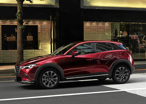 The Mazda CX-3 came out top in the pre-owned crossover category last year. Picture: GUMTREE