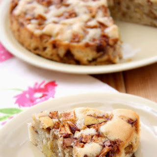 Apple Cinnamon Cake.