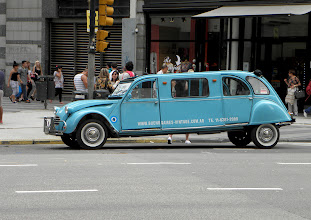 Photo: The latest in limousine service