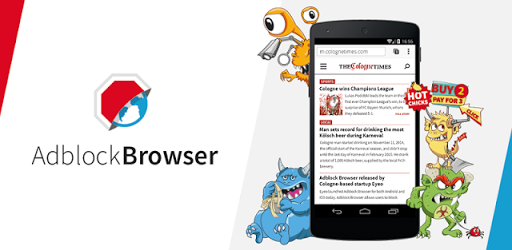 Adblock Browser per Android