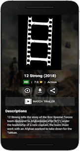 MoFlix 18+ HD Movies 2019 App Download For Android 3