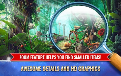 Hidden Objects Fairy Tale 2