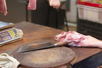 Photo: B is for Butcher