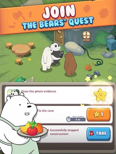 We Bare Bears Match3 Repairs apkpoly screenshots 16