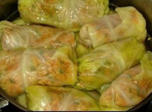 """Stuffed Cabbage (My Family Recipe for Generations) """"I was so pleased to..."""