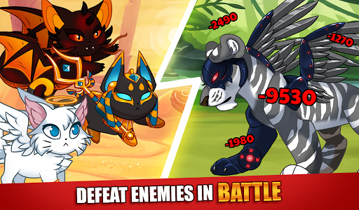 Castle Cats: Epic Story Quests  {cheat|hack|gameplay|apk mod|resources generator} 2