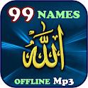 99 Names of Allah Mp3 icon