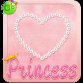 Princess GO Keyboard