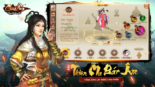 Cửu Âm - Thiên Ma Xuất Thế 7.0.1 screenshots 1