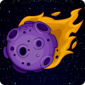 Asteroids game - Space shooter