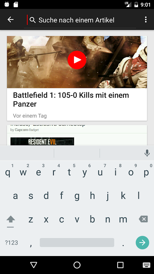RebelGamer - News für Gamer – Screenshot