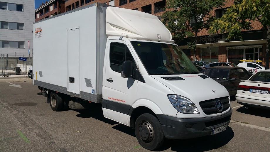 Venta de furgonetas de ocasion en Zaragoza