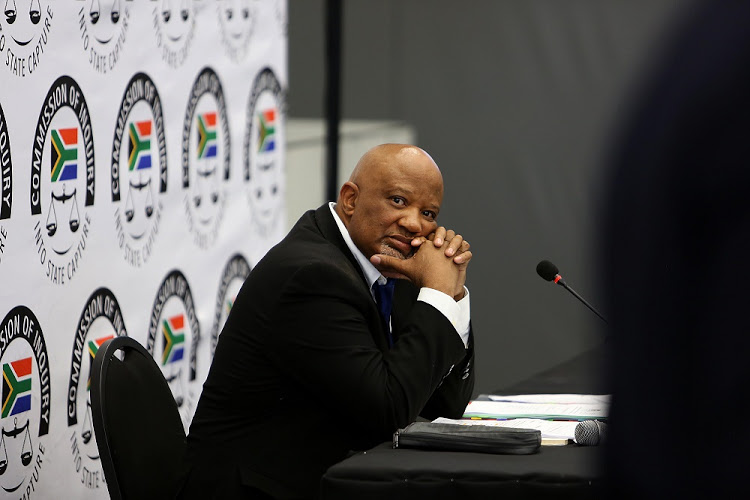 Former deputy finance minister Mcebisi Jonas implicated Hawks' major-general Zinhle Mnonopi in wrongdoing during his testimony at the Zondo commission of inquiry investigating state capture.
