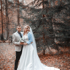 Wedding photographer Irina Ignatenya (xanthoriya). Photo of 26.10.2017