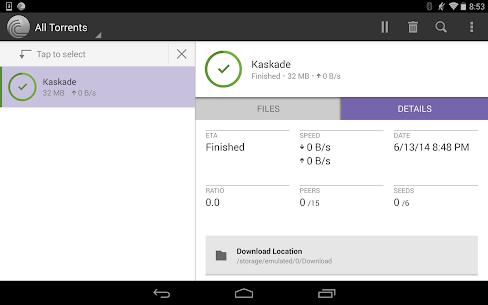 BitTorrent Pro Apk – Official Torrent Download App 9