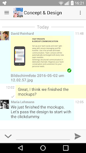 Sid - Secure Team Messenger screenshot 2