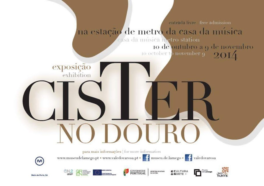 """Cister no Douro"" no Metro do Porto"