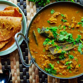 Spicy Lamb and Split Pea Curry