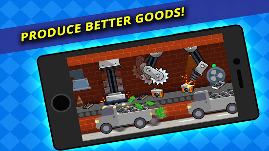 Factory Inc  v 1 6 21 apk + hack mod (Money) for Android - APKModMirror