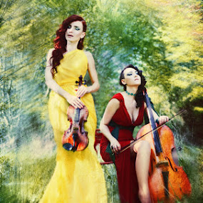 by Лариса Зверева - People Musicians & Entertainers
