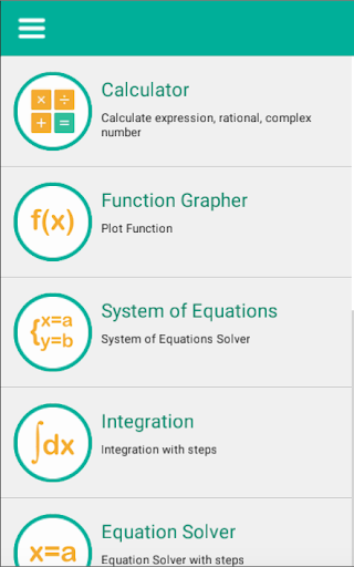 Math Solver 1.2 screenshots 2