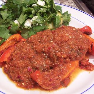 Jamie Oliver's Piri Piri Chicken.