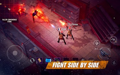 The Outlived: Zombie Survival APK screenshot thumbnail 15