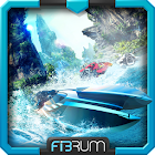 VR Aquadrome racing attraction icon