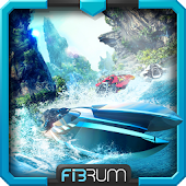 VR Aquadrome racing attraction