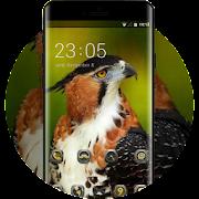 The mighty eagle bird theme APK