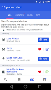 Foursquare - Best City Guide v2015.05.07