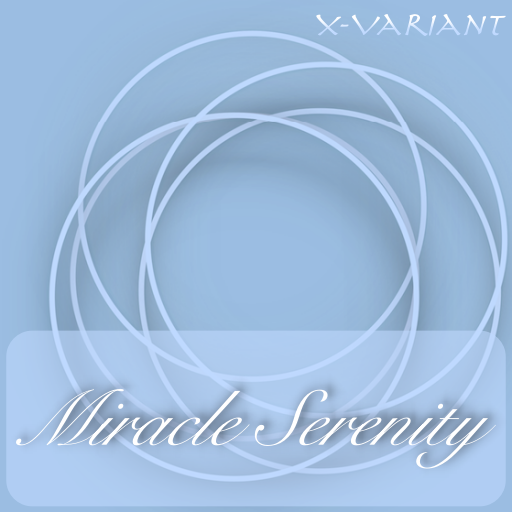 Miracle Serenity - Theme for Xperia™